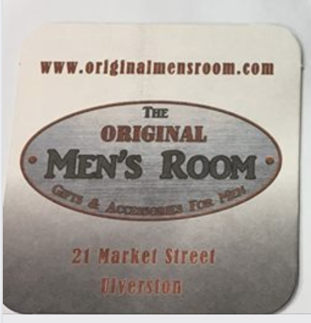 The Original Men's Room