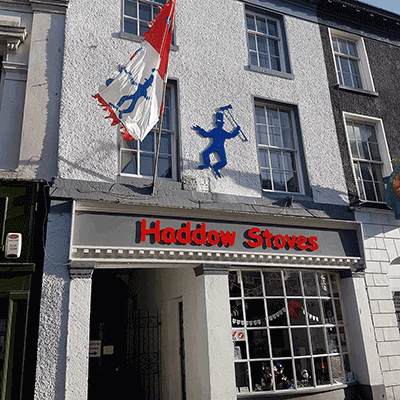 Haddow Stoves Shop Ltd