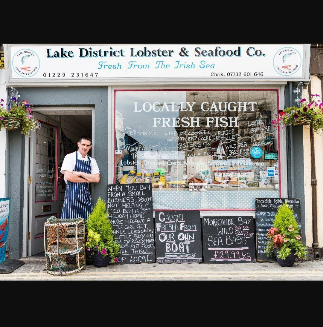 Lake District Lobster & Seafood Co.