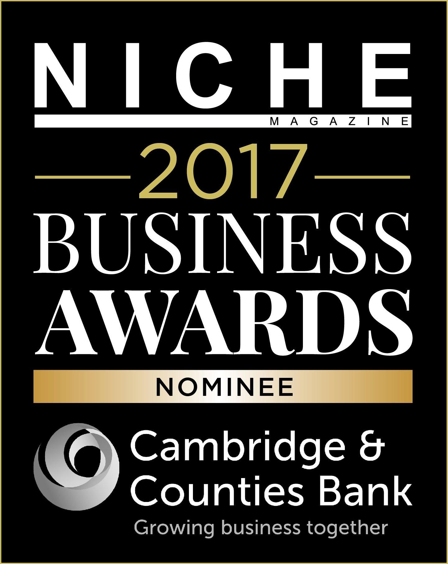 Niche business awards