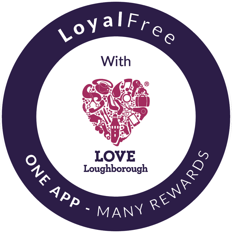 Love-Loughborough-LoyalFree Logo