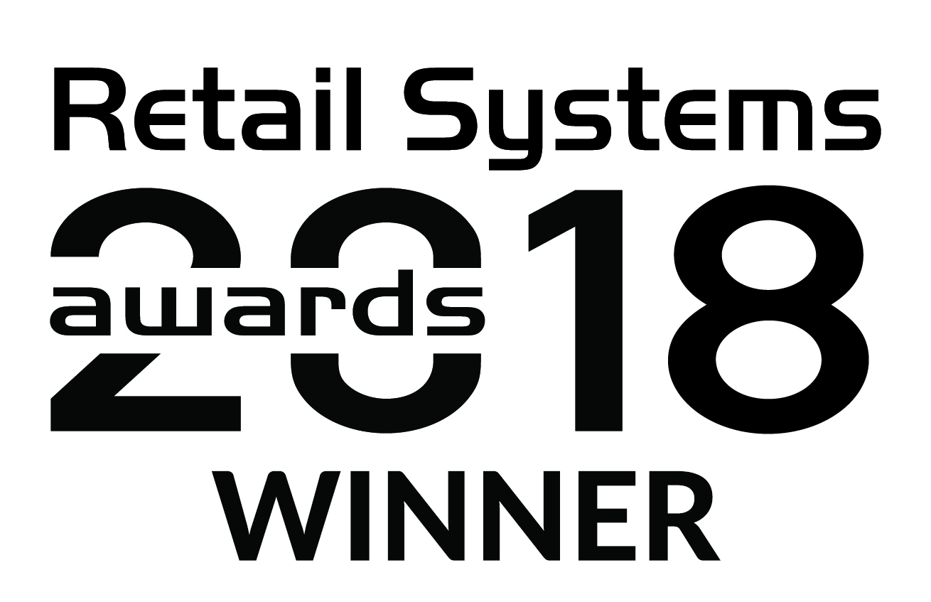 Retail Systems 2018 WINNER