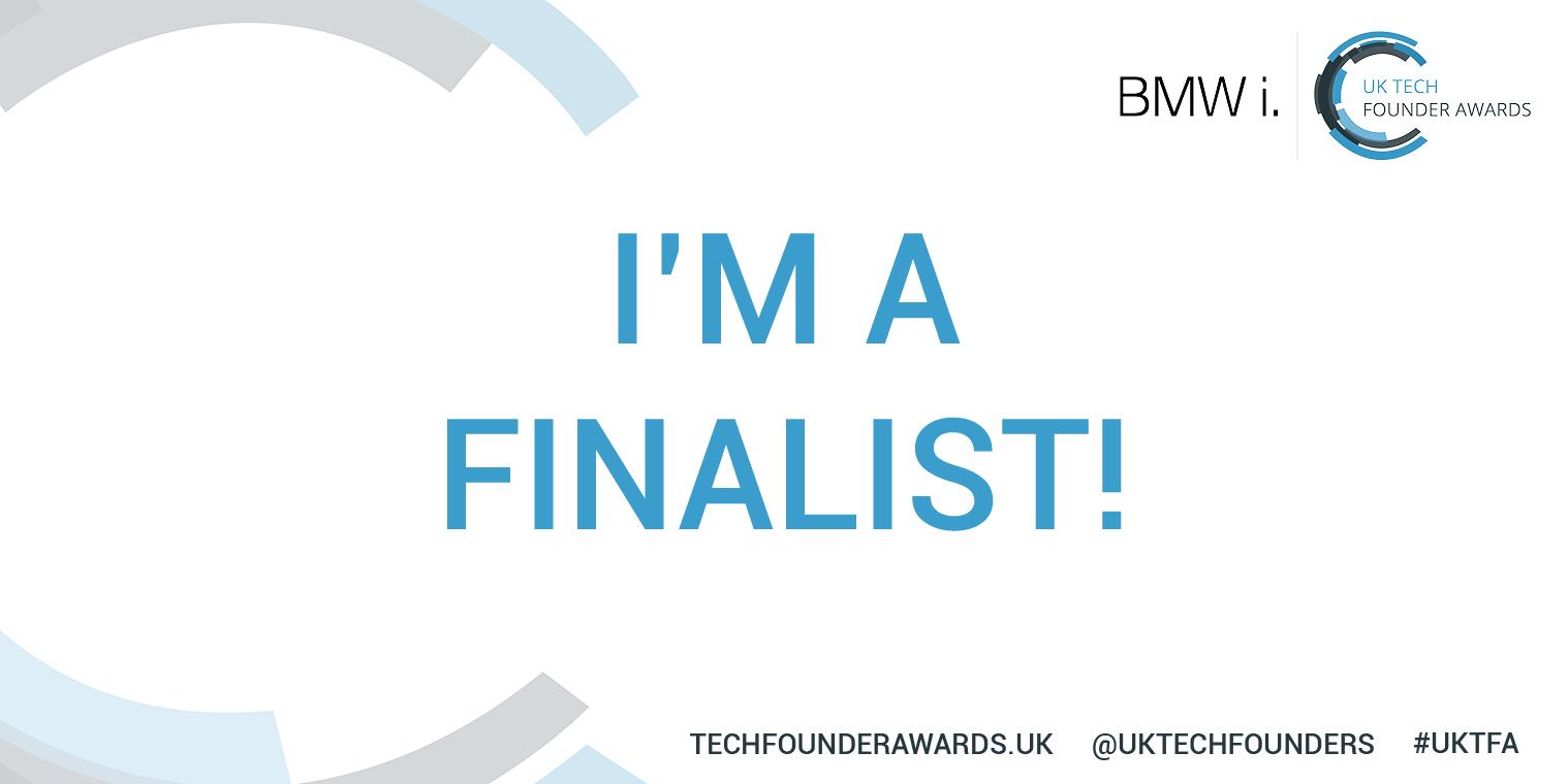 UK Tech Founders Award