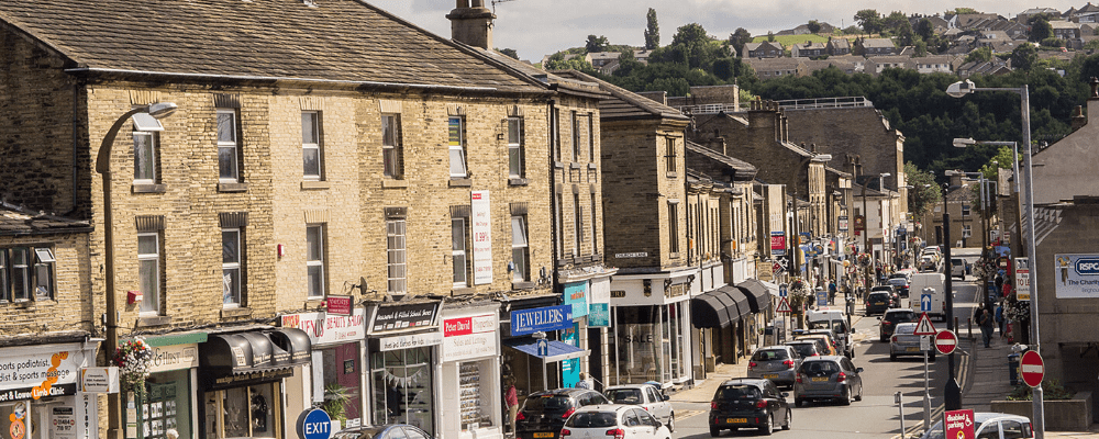 Brighouse Shops